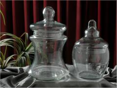 Multi Purpose Glass Jars