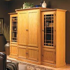 Wall unit furniture