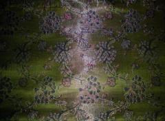 Silk Satin Brocade