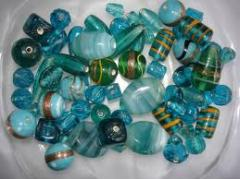 Fancy glass beads