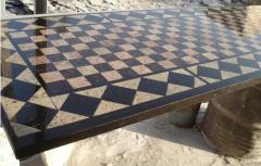 Mosaic Kitchen Counter Tops