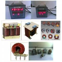 Isolation Control Transformers