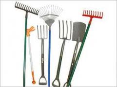 Iron Tools Garden