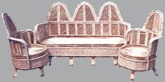 Jali Sofa