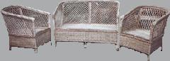 Jali Square Sofa