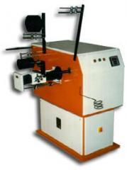 Measuring & spool winding machine