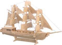Wood Craft Saling Ship
