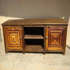Handicraft Plasma T.V. Cabinet