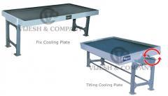 2-Way Water Circulating Cooling Plate