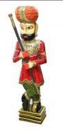 Hand Painted Royal Guard