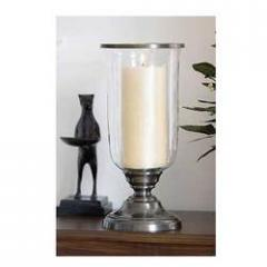 Fancy Glass Candle Holder