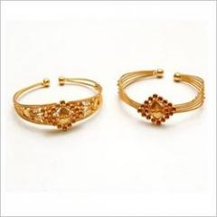 Brass Imitation Rings