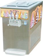 Twin Flavour Softy ice cream machine