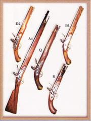 French Muskets