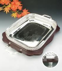 Silver Plated Ware
