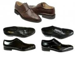 Men's dress shoes