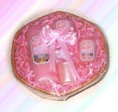 Rose Aroma Basket
