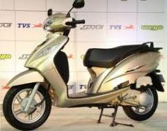 TVS Scooter Wego 110 c