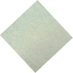 Metallized packaging paper