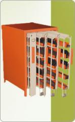 Cassette Tool Cabinet