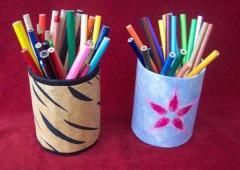 Handmade Paper Penholder