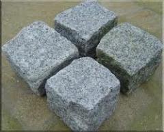 Granite Cut Blocks