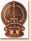 RW Kathakali Head