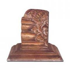 Wooden decorative