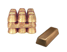 Tin Bronze-Alloys Billets Ingots