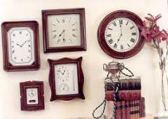 Clocks - Table/Wall