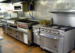 Equipment for kitchens