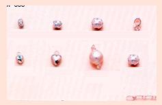 Decorative Metal Beads