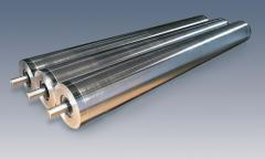 Spun Cast Alloy Indefinite Chill Rolls,