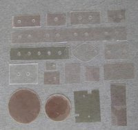 Cut Mica Parts For Electronic Components