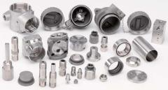 CNC Machined Components-> Instrumentation