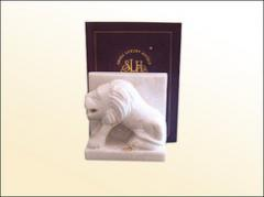 Marble lion book  set