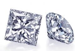 Crystal cubic zirconia