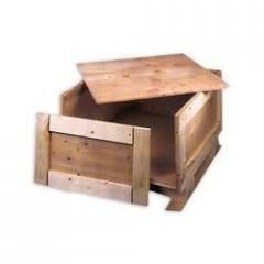Export pinewood boxes