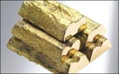 Industrial Brass ingots