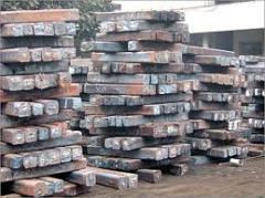 Industrial Steel Ingots