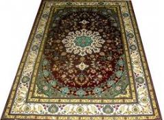 Hand Knotted Silk Carpets