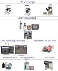 Metallurgical Testing Machine