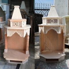 Decorative Marble Temple