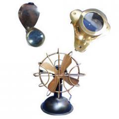 Antiques Items(Antique German Fan Model)