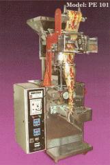 Vertical Flow-pack Machines