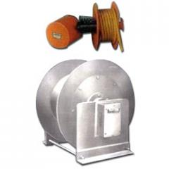 Cable Reeling Drums & Geared Coupling