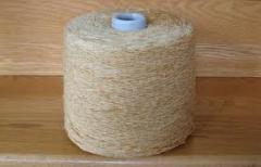 Rayon chenille yarn