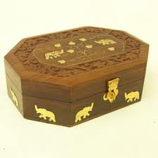 Boxes Wooden