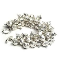 Silver Bangles