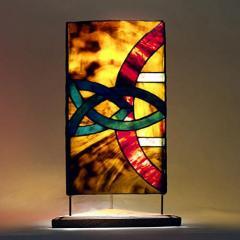 Handicrafts of glass